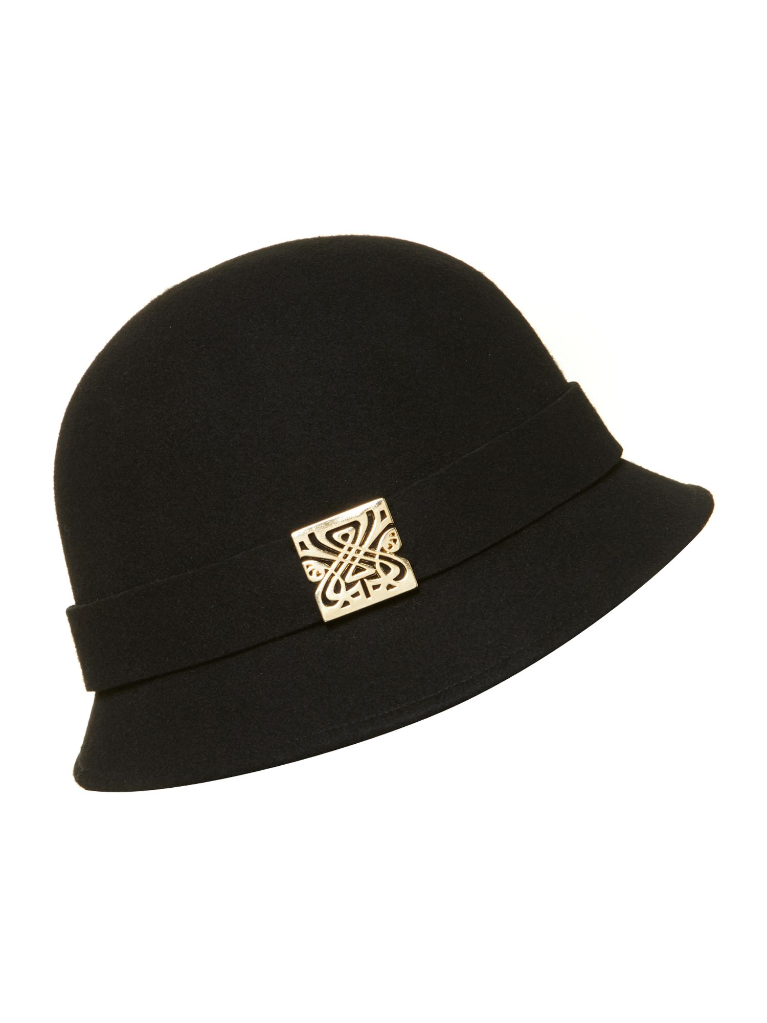 Logo trim cloche
