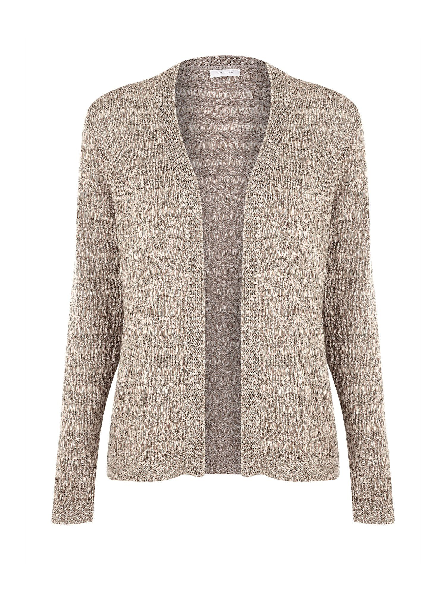 Caramel textured cardigan