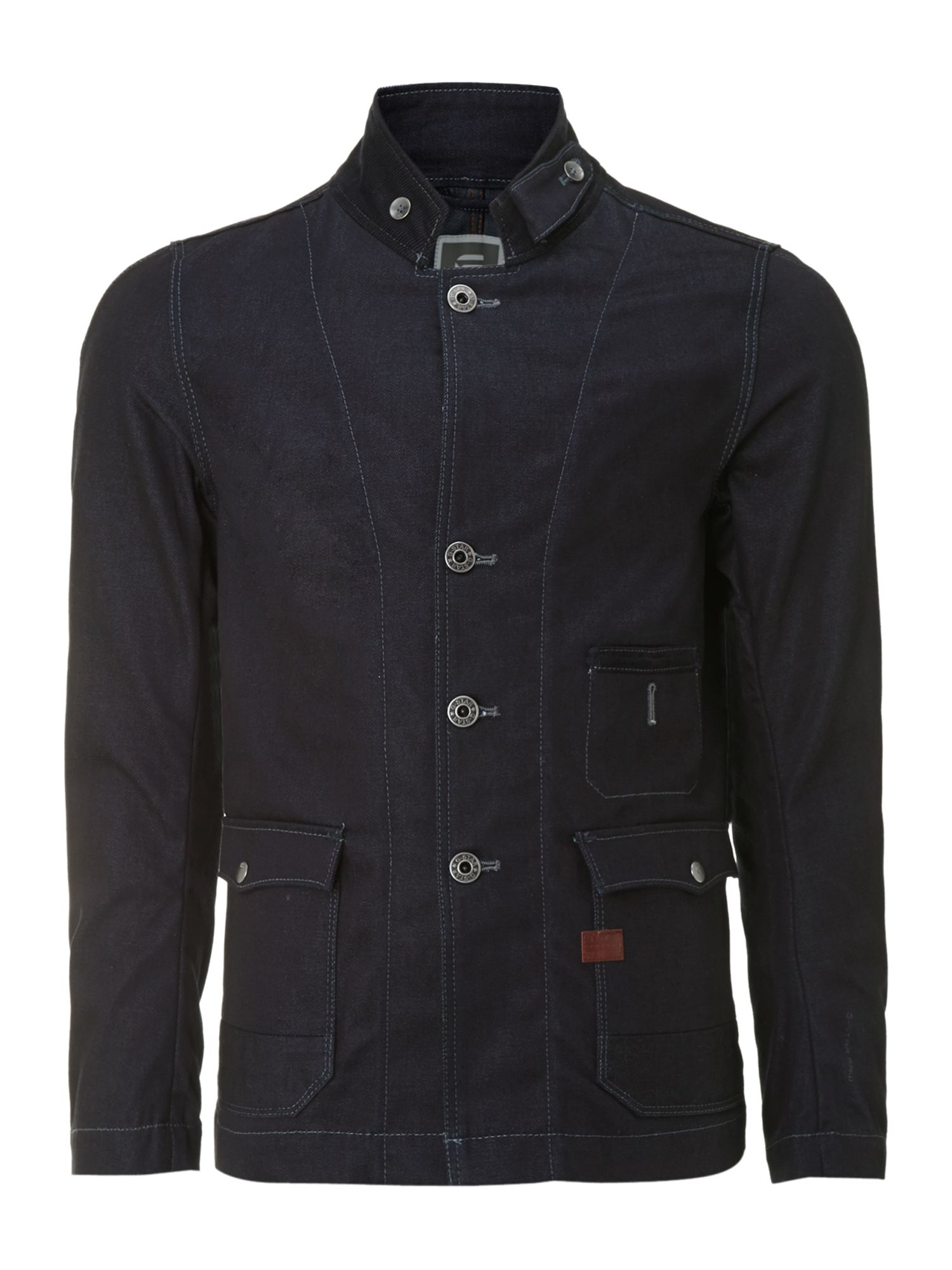 Hunter slim fit jacket