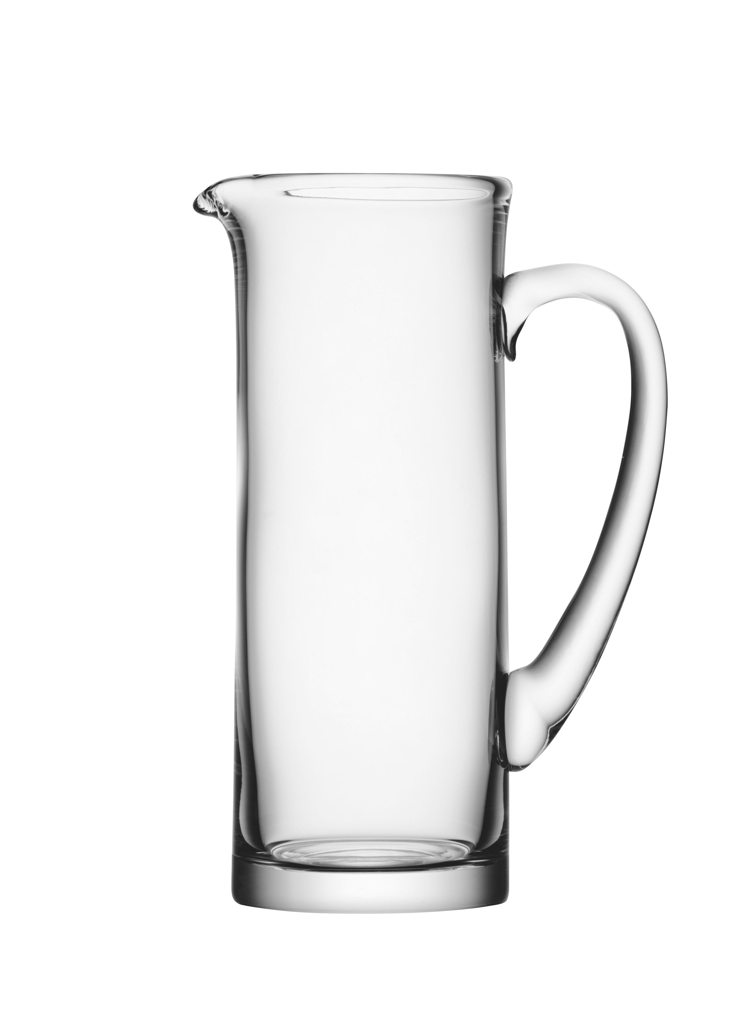 LSA International basis jug 1.5L clear