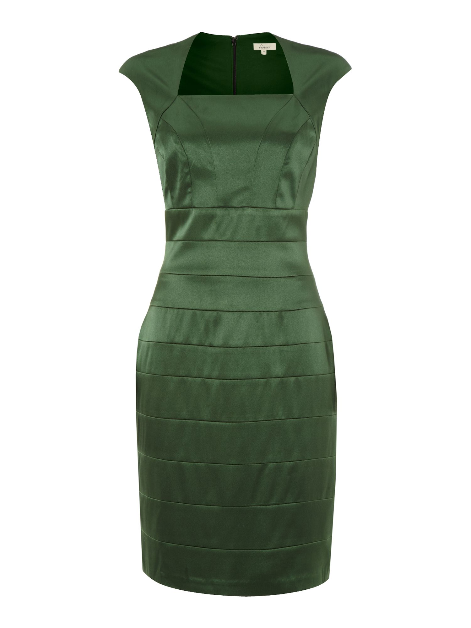 Kim bodycon panel dress