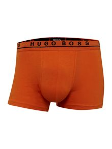 3 pack contrast underwear trunk