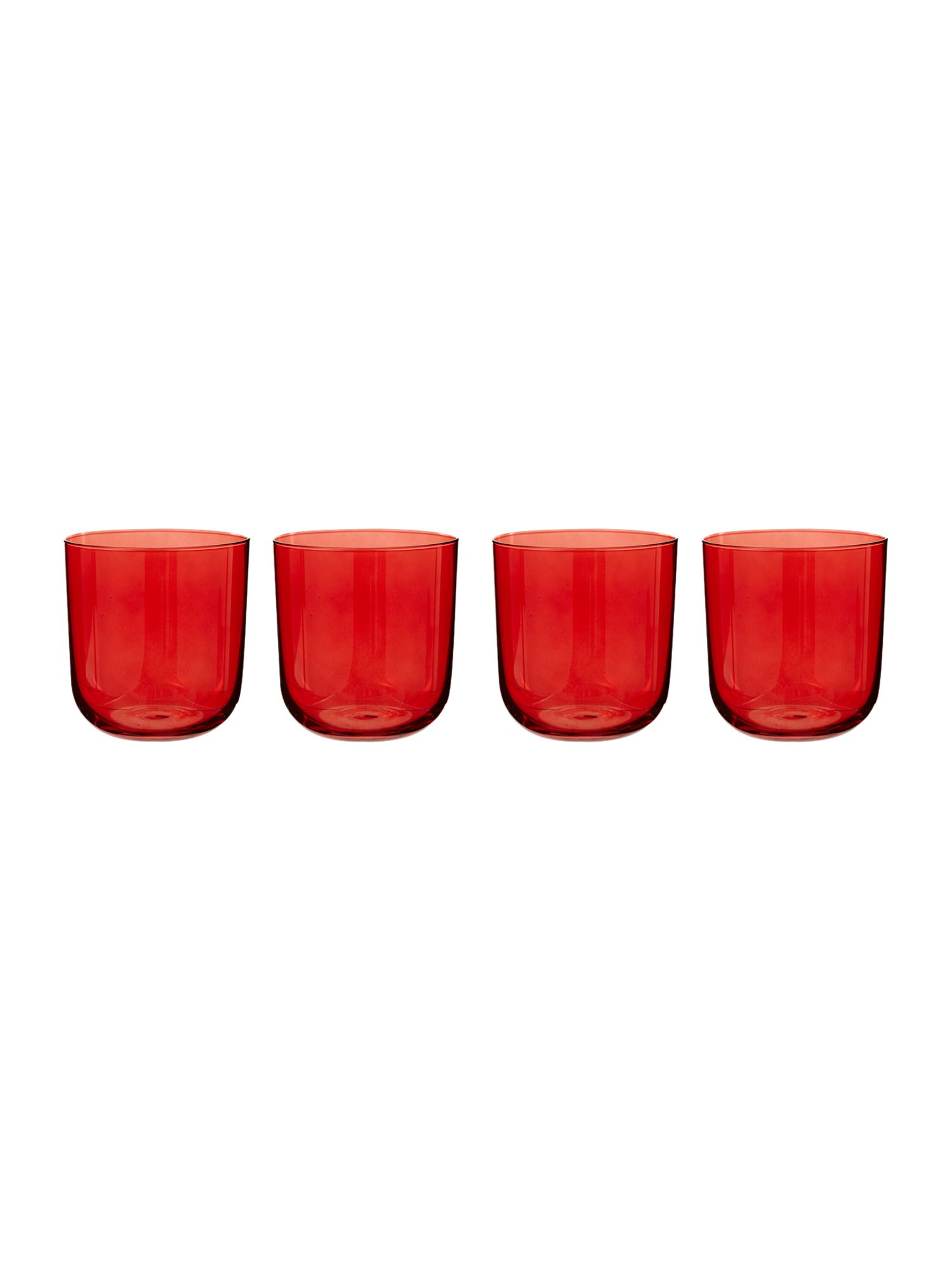 Centro Berry Tumbler, set of 4