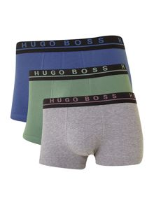 3 pack underwear boxer trunk