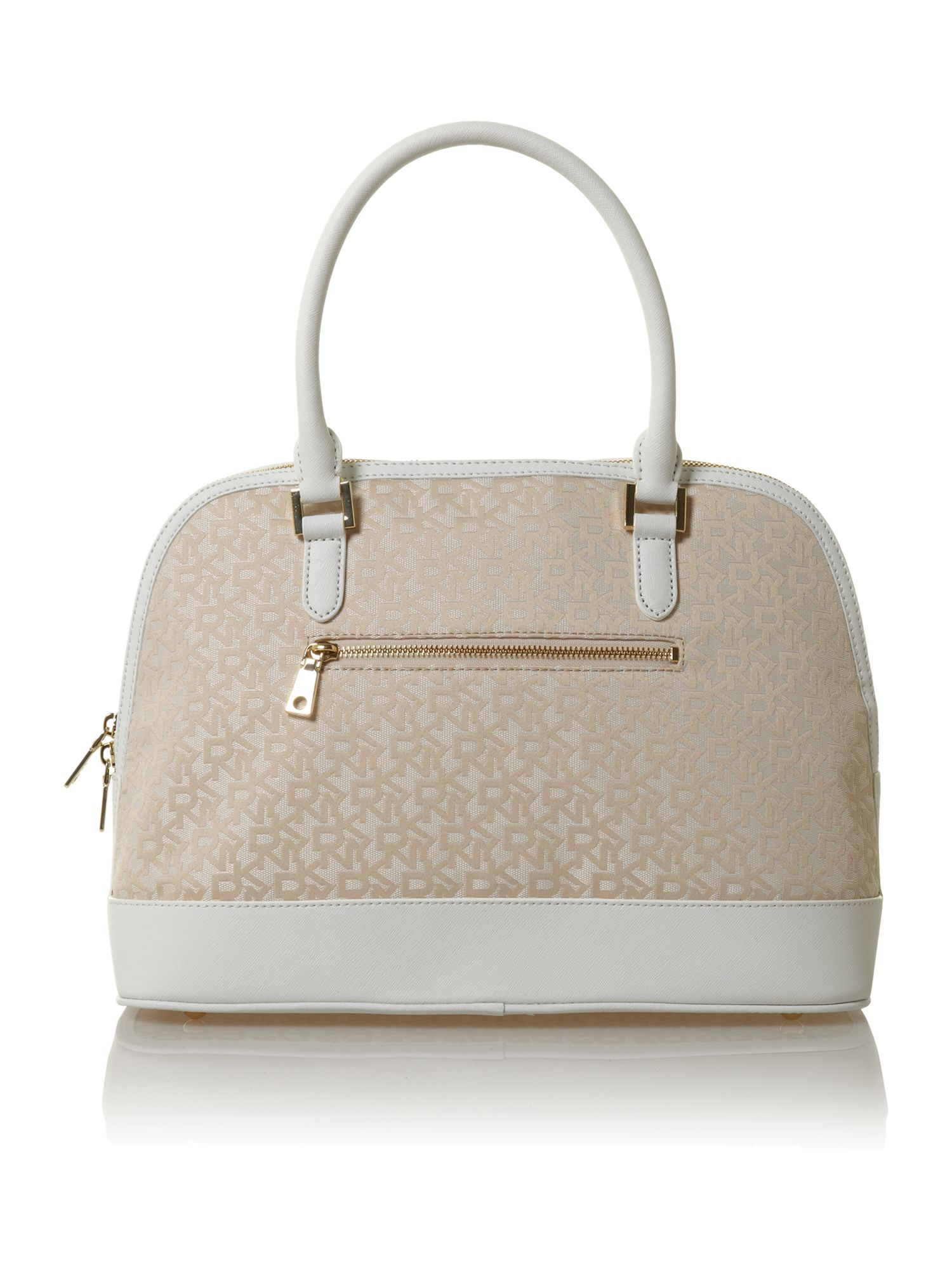 Saffiano dome bag