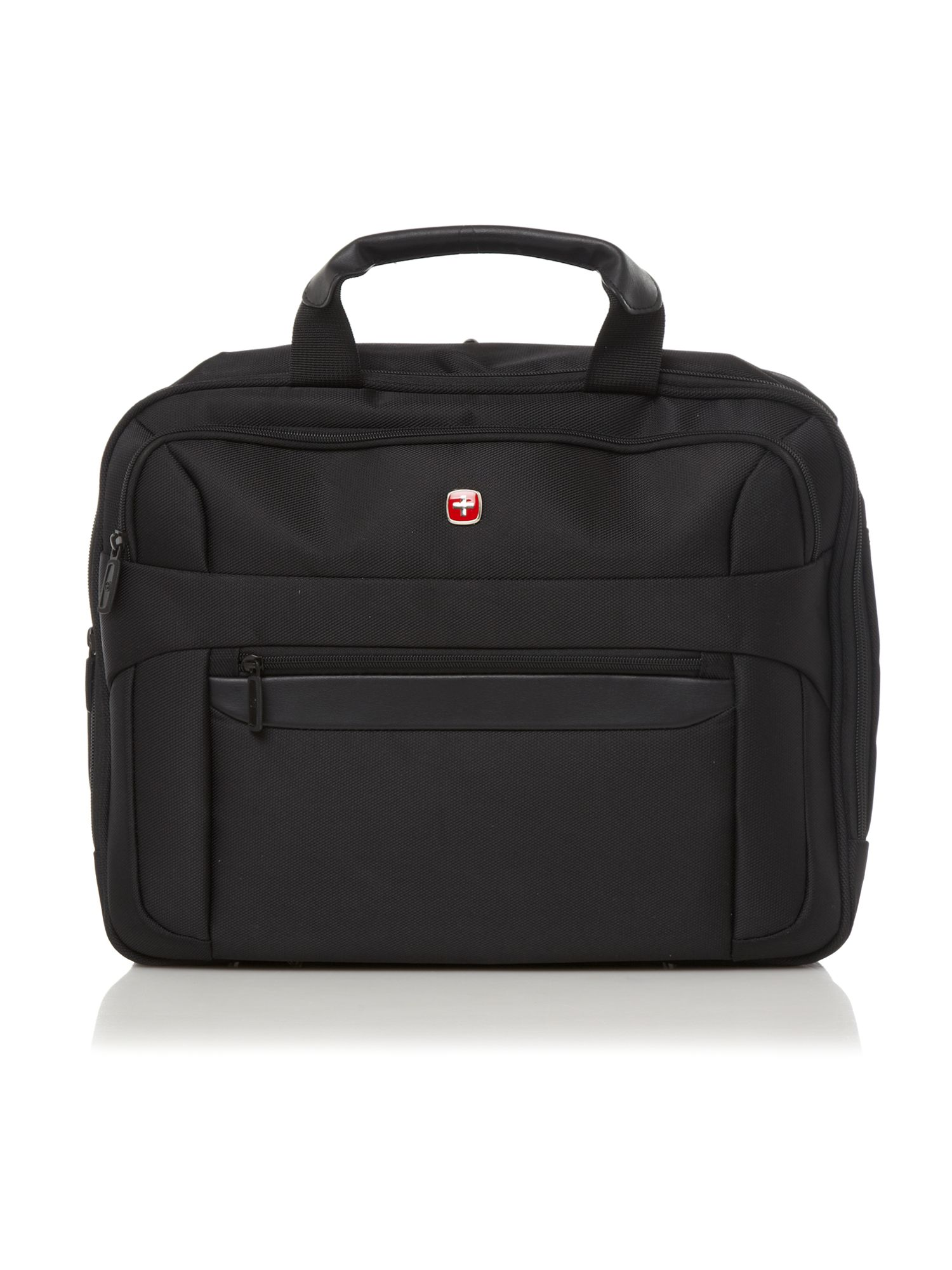 16 Double Compartment Laptop Briefcase
