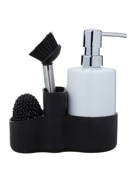 Linea Cleaning set, black