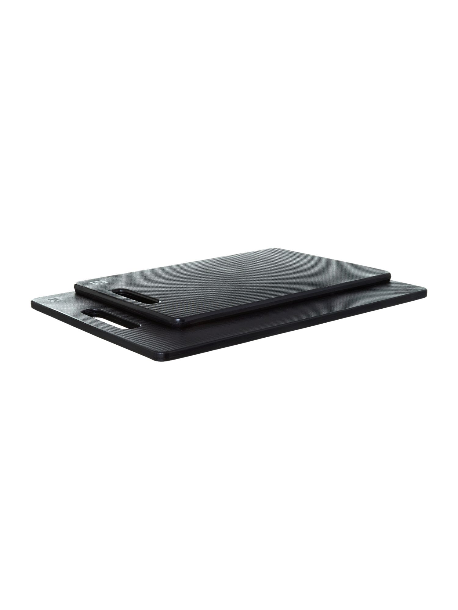 Chopping board set, black