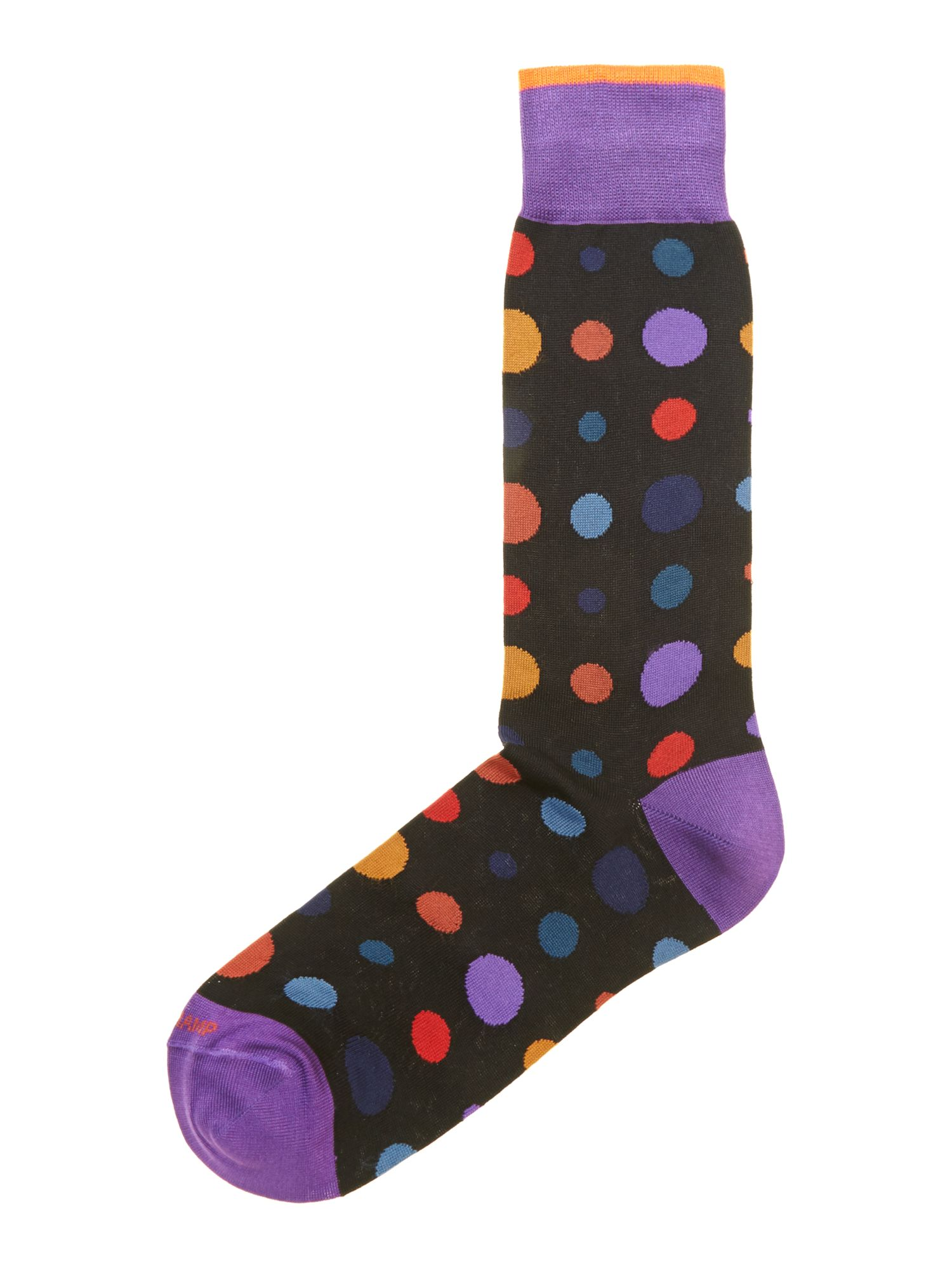 Star dot sock