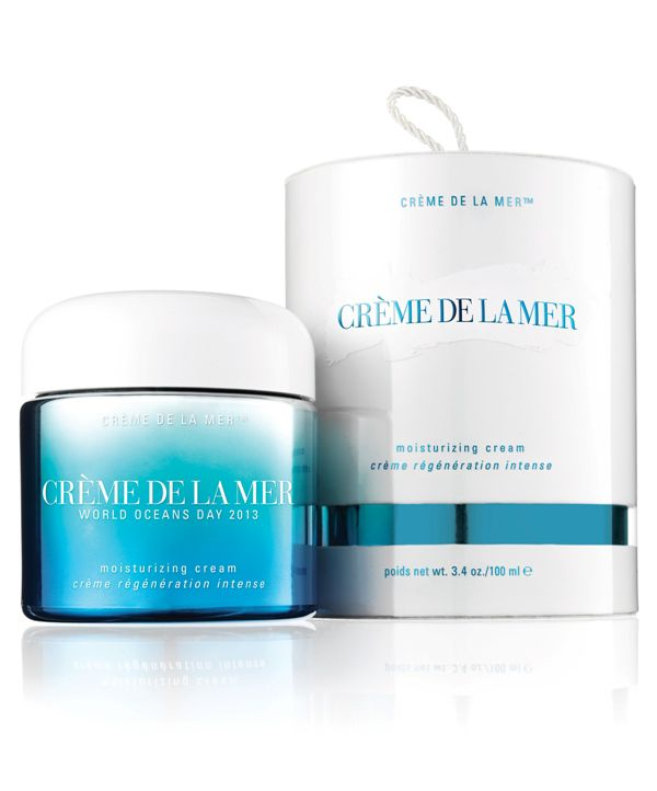 Ltd Edition World Oceans Day Crème de la Mer