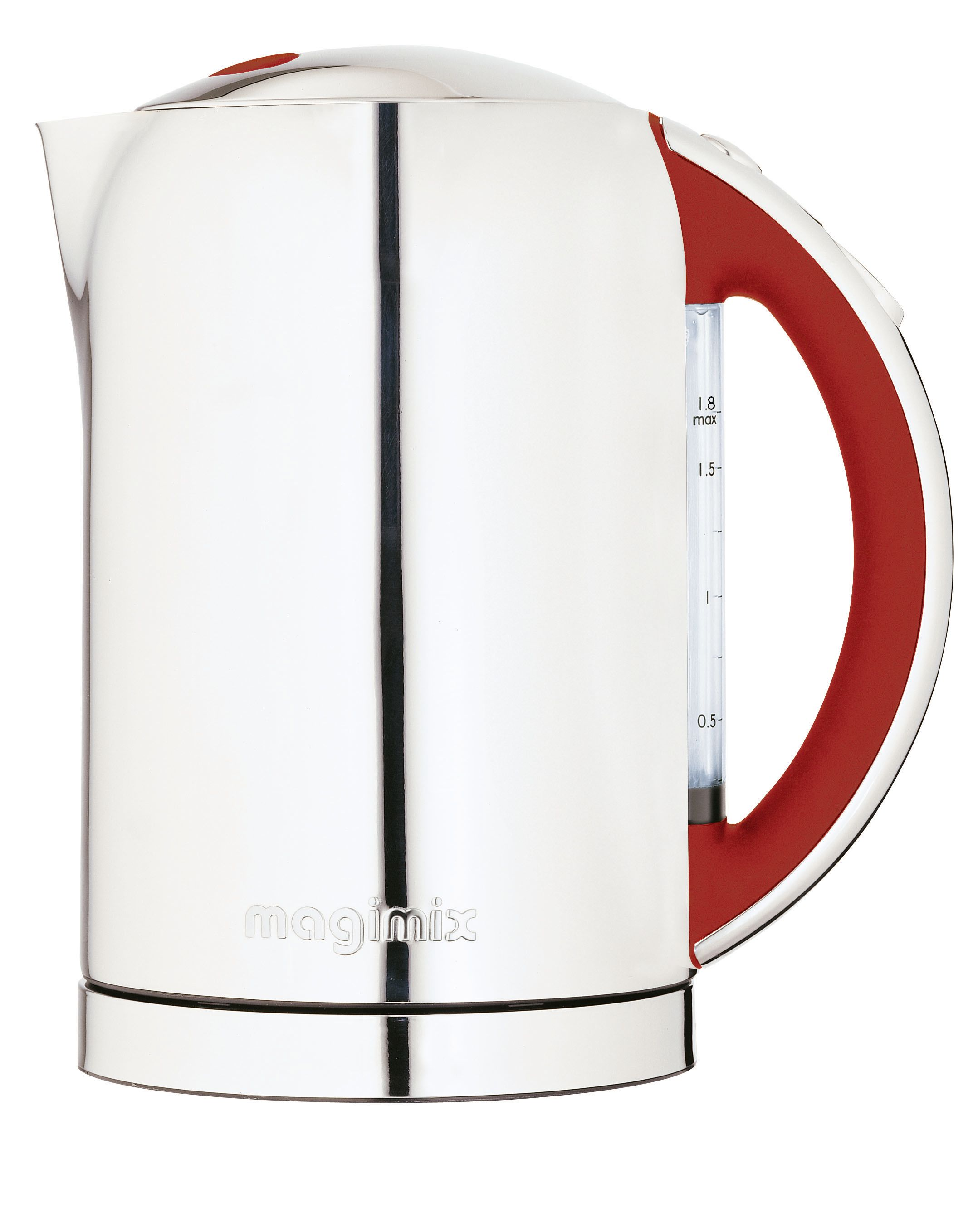 ThermoSystem red kettle