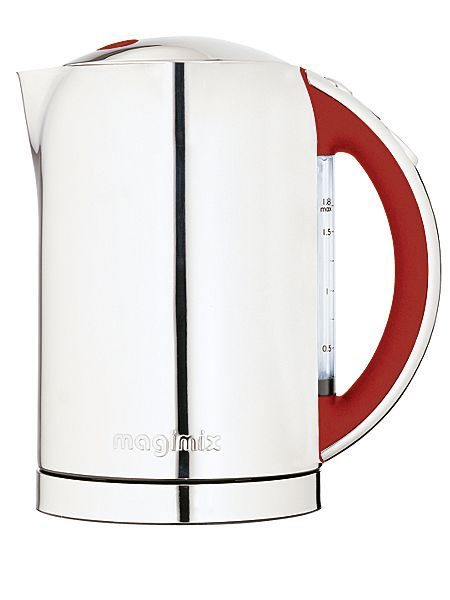 Magimix ThermoSystem red kettle