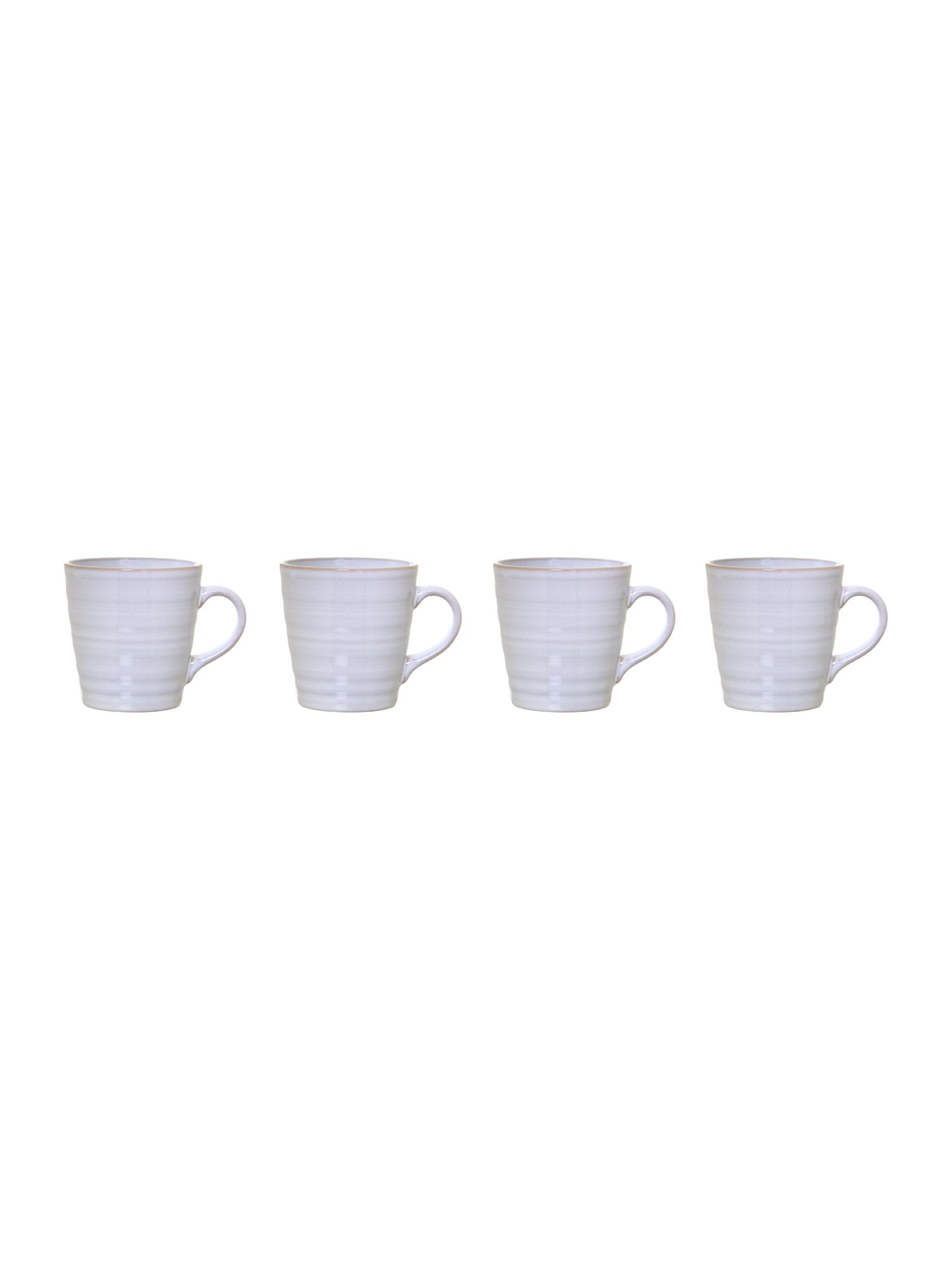 Echo set of 4 mugs
