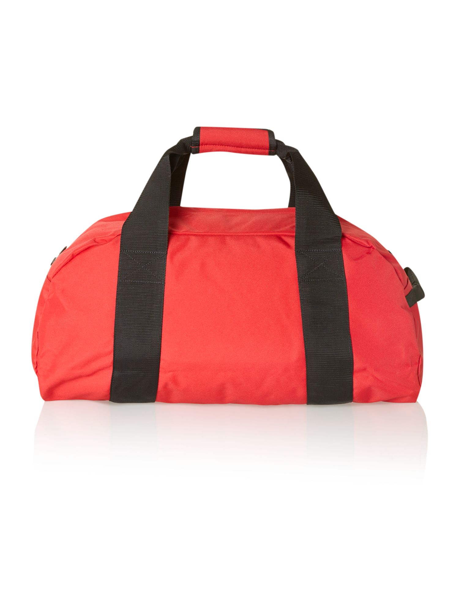 Station red holdall bag
