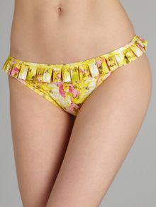 Ted Baker Tea cup pleated classic pant