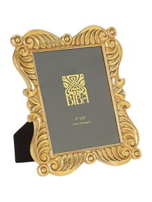 Jasmine gold photo frame 8x10