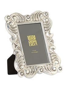Jasmine Silver Photo Frame Range