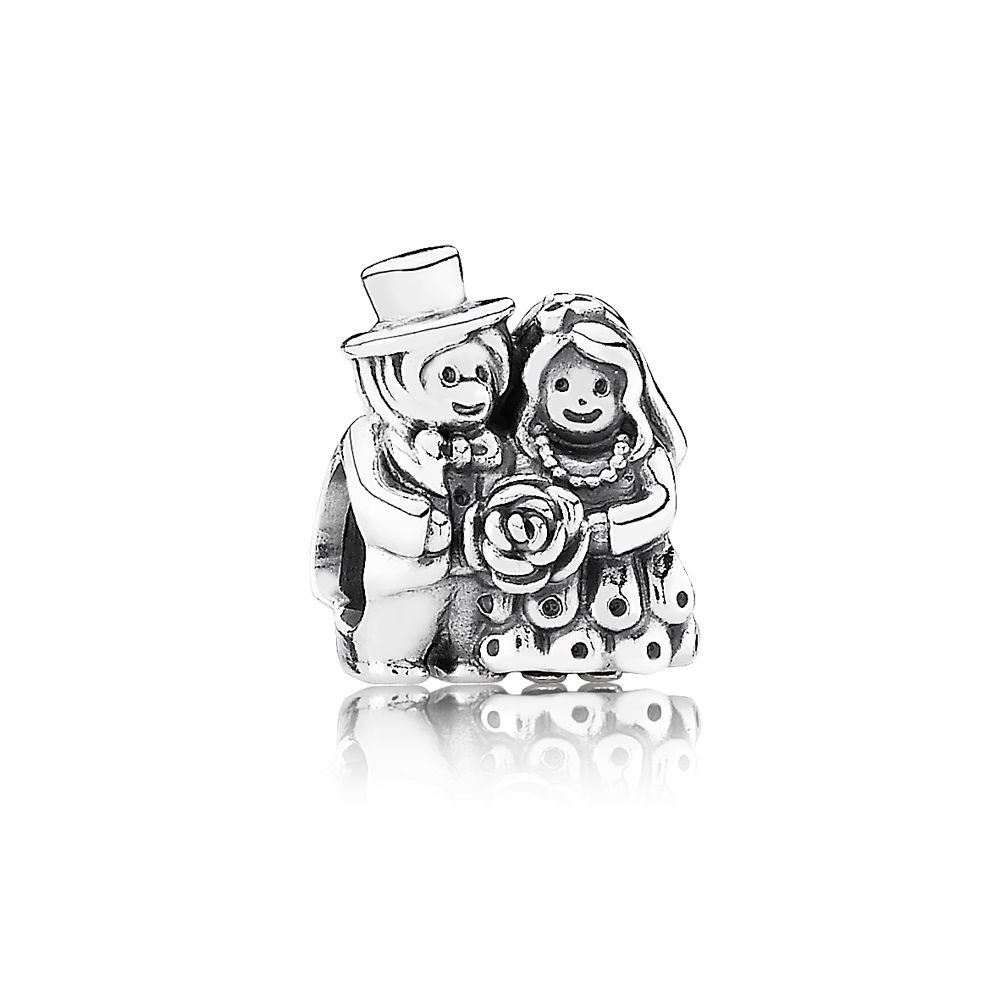 Bride & Groom Charm