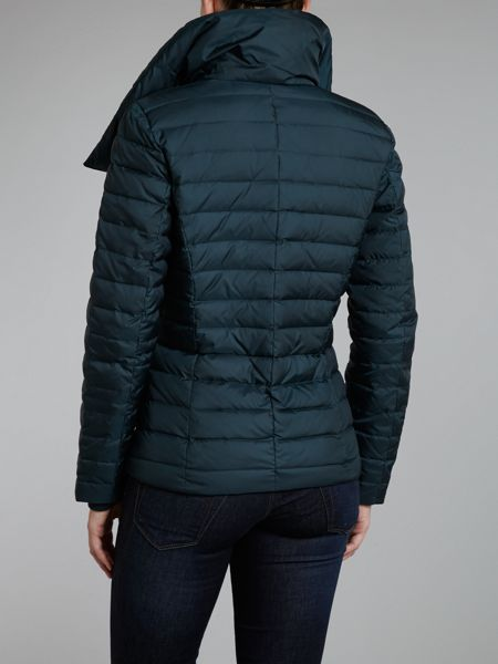 Andrew Marc Sparkle down filled coat