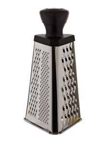 Stainless Steel Cheese Grater, 20cm