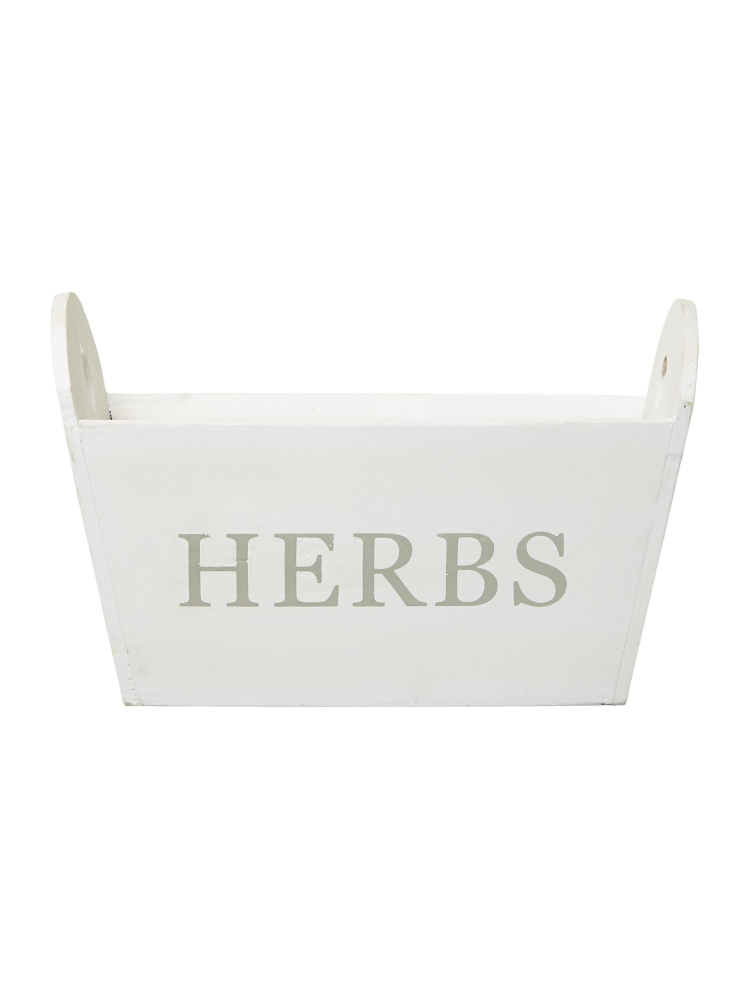 Herb planter gift set