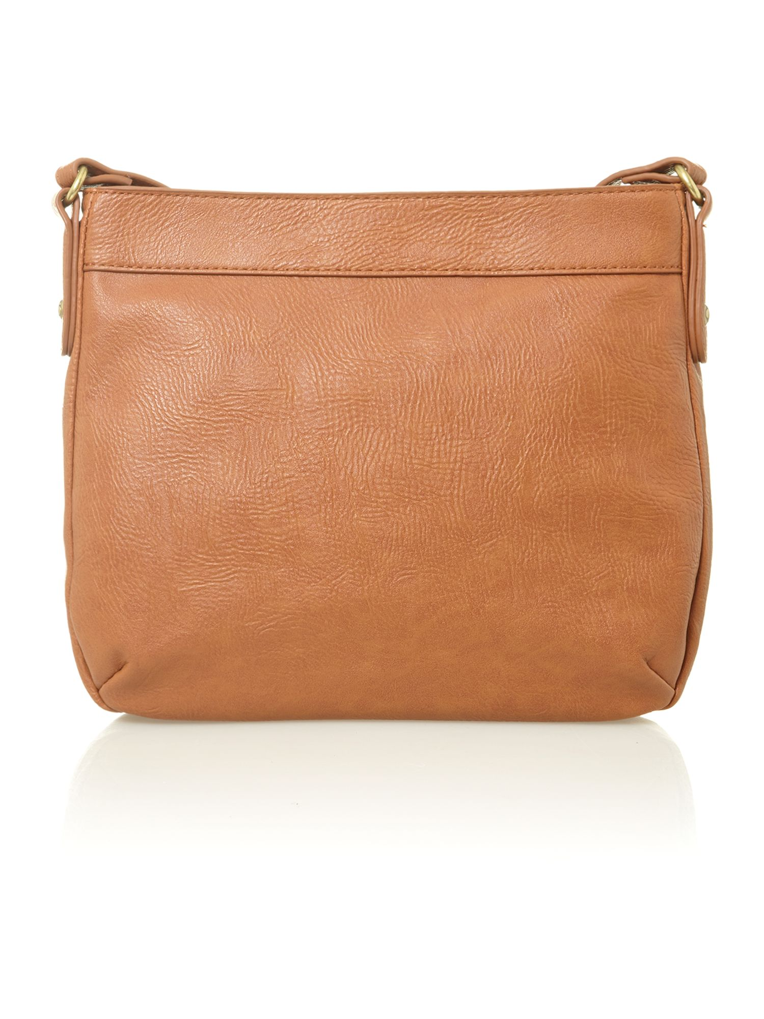Koper brown cross body bag