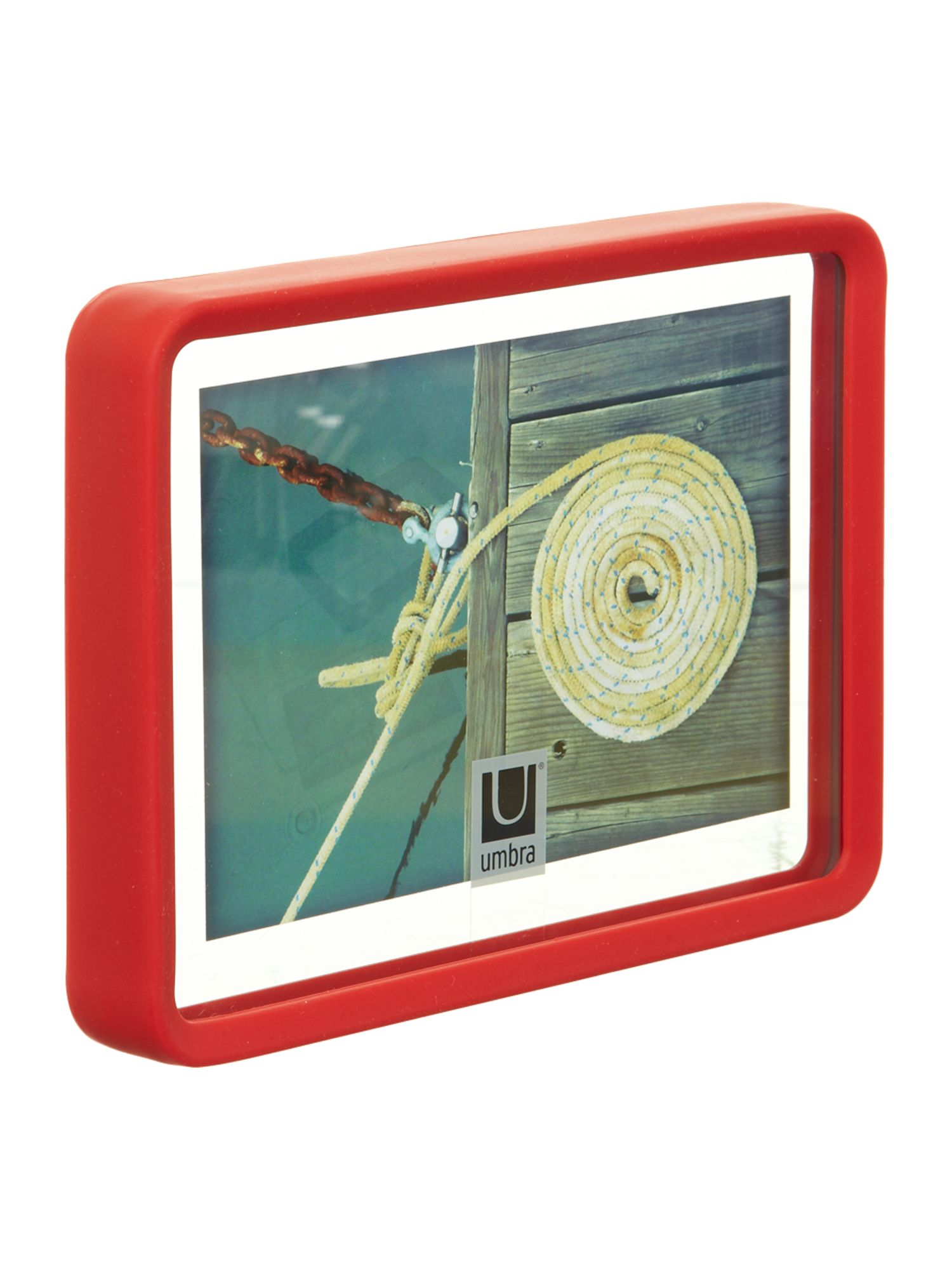 Flexi red frame