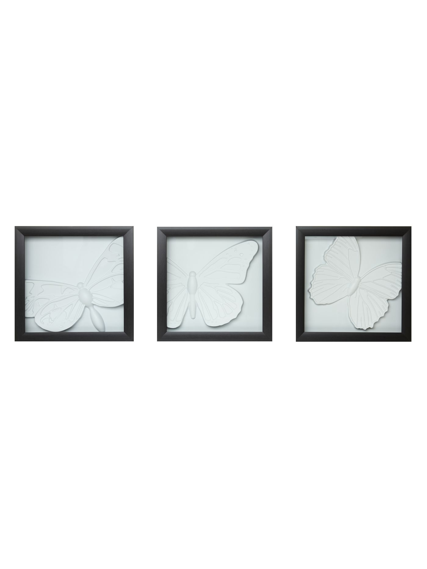 Papila set of 3 wall art