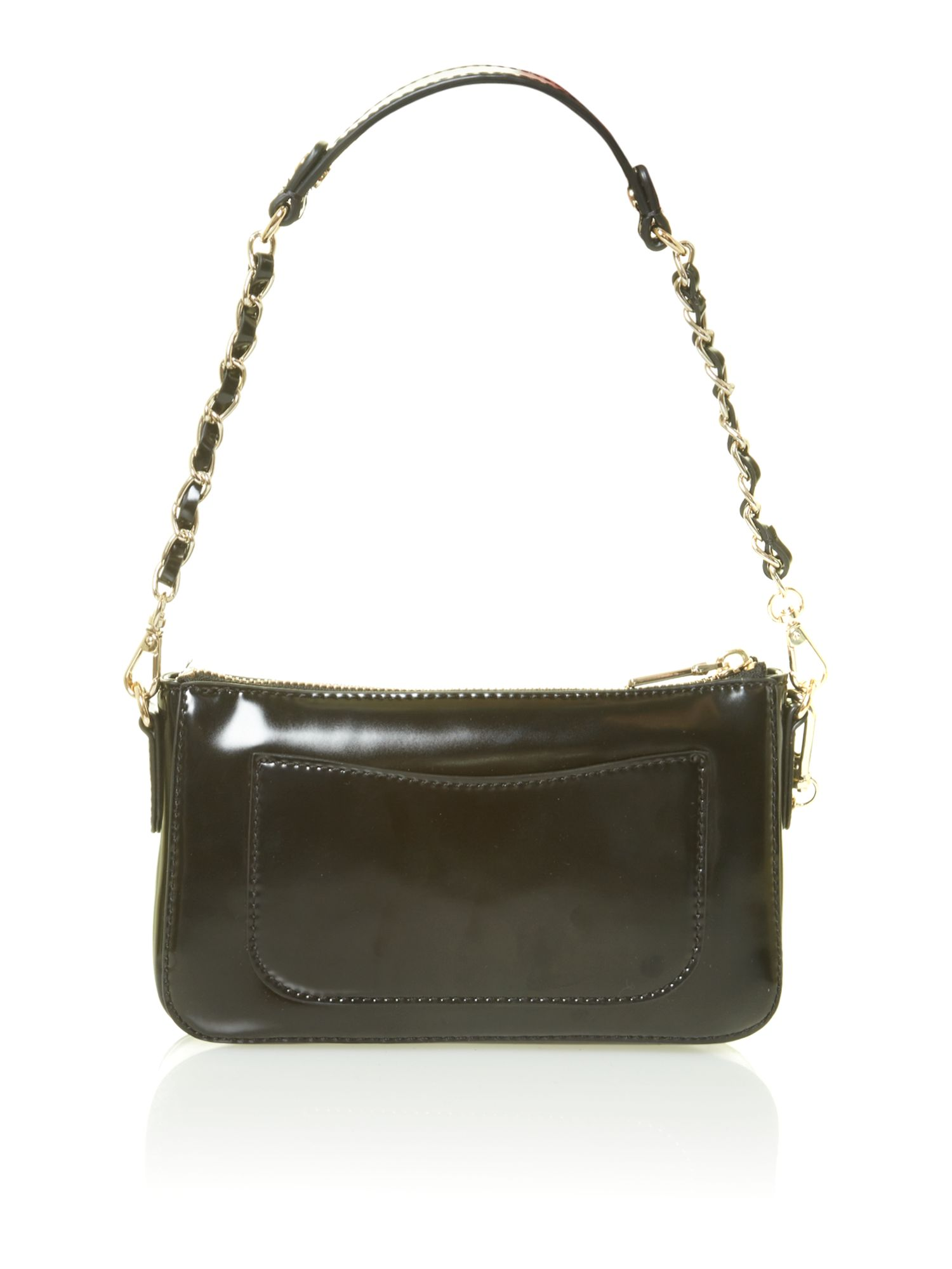 Hudson items small black shoulder bag