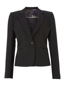 Paul Smith Black Label Long sleeve tailored wool jacket