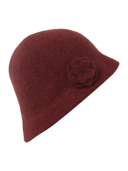 Barbour Felt cloche