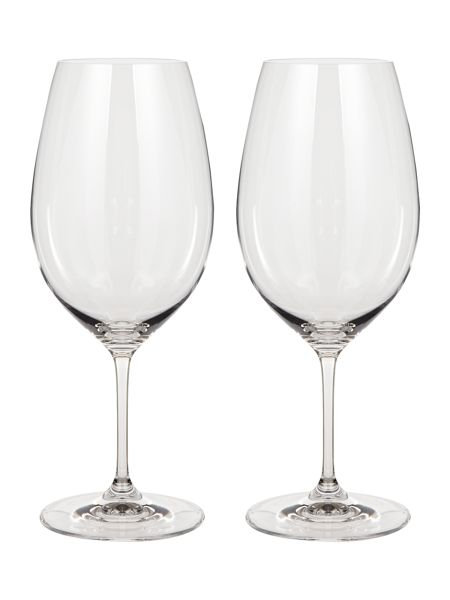 Riedel Vinum shiraz wine glass set of 2