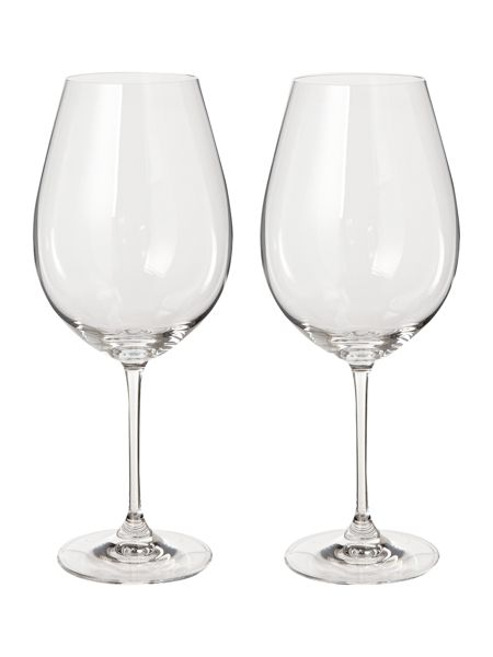 Riedel Vinum pinot noir wine glass set of 2