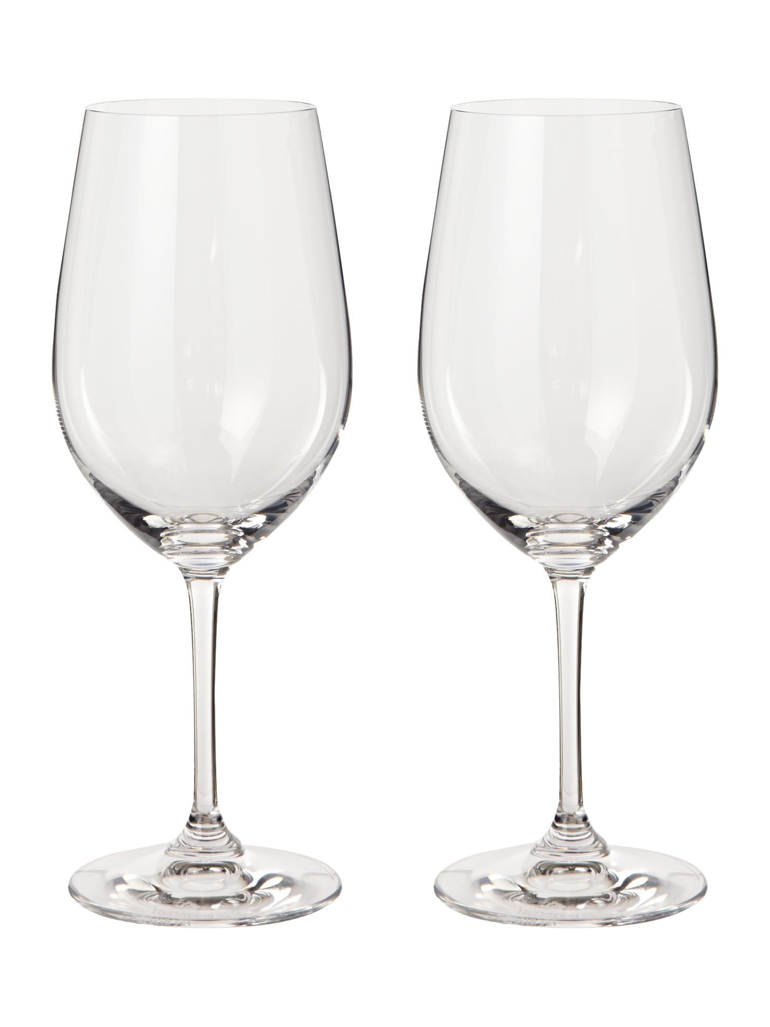 Vinum chianti glasses, box of 2