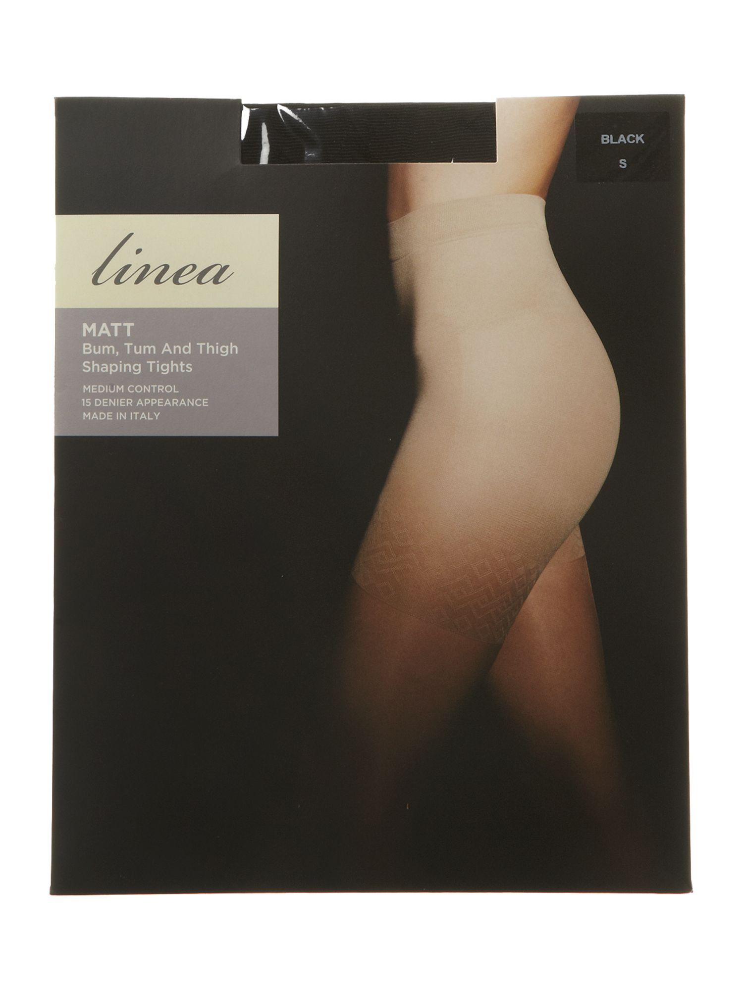 15 Den leg, bum & tum shaping tights