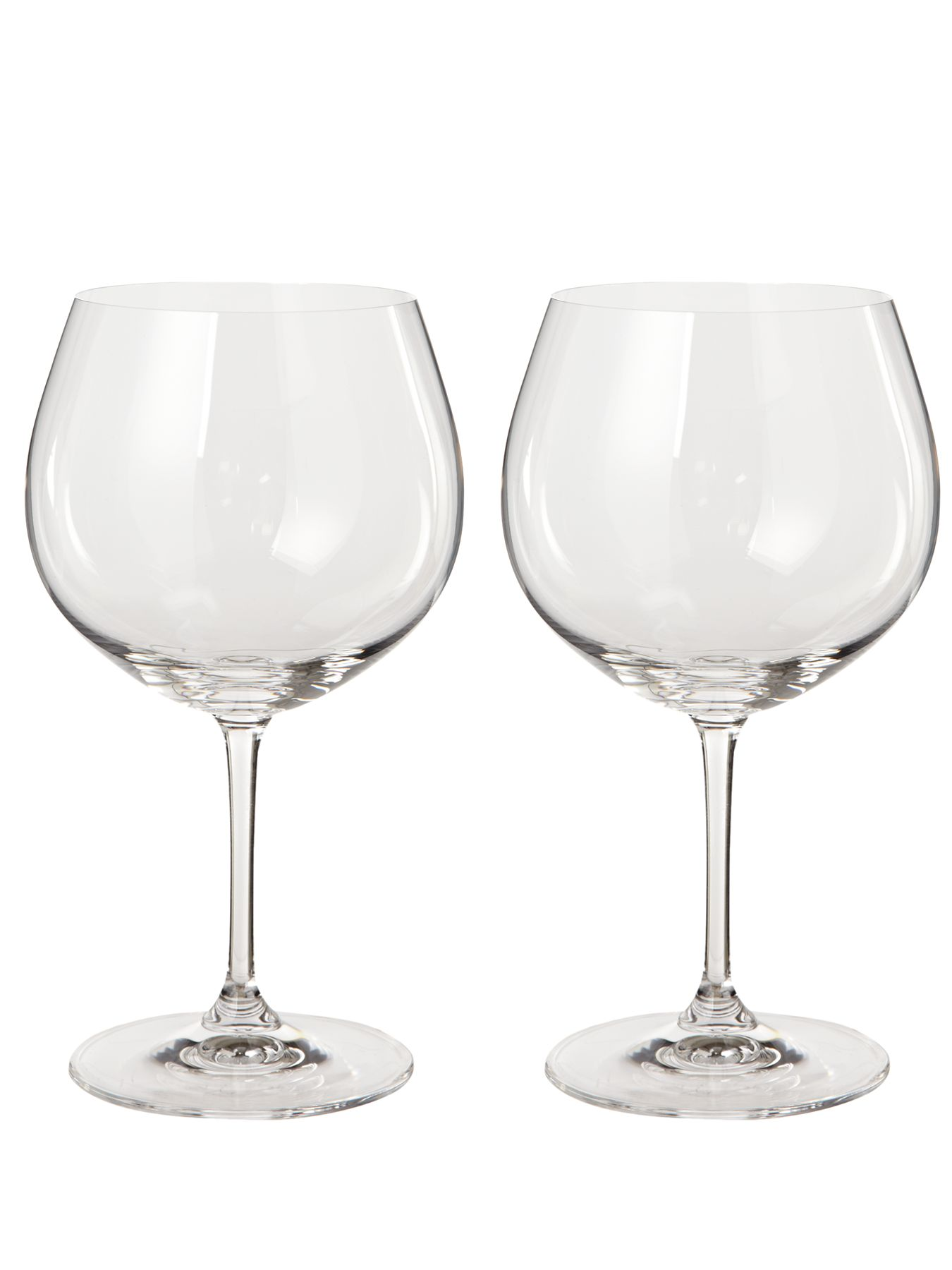 Vinum oaked chardonnay glasses box of 2