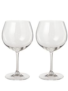 Riedel Vinum oaked chardonnay wine glass set of 2