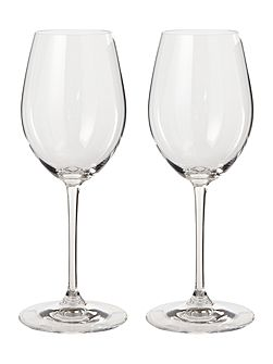 Vinum sauvignon blanc wine glass set of 2