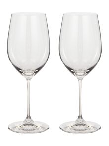 Riedel Vinum viognier chardonnay wine glass set of 2