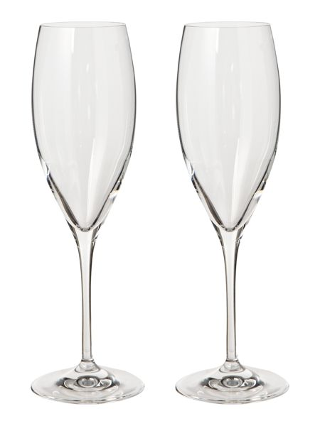 Riedel Vinum cuvee prestige champagne glass set of 2