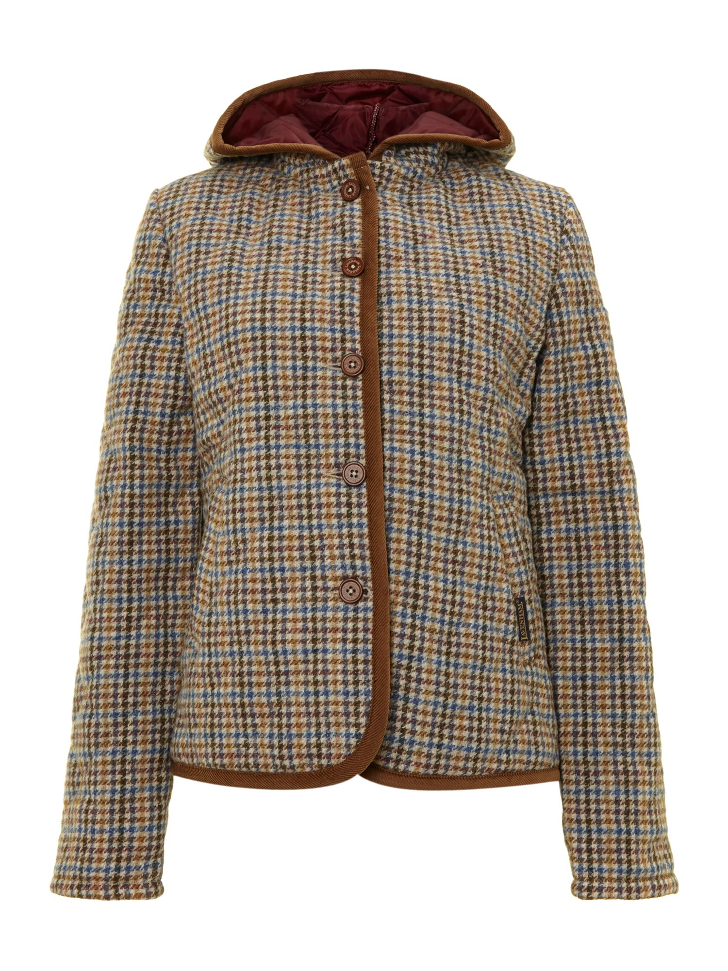 Cropton ladies coat
