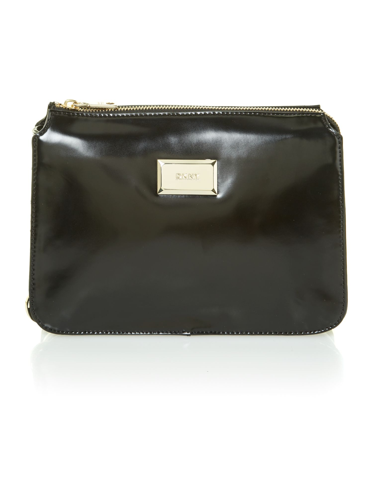 Hudson items black cross body bag