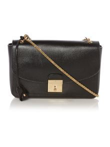 The 1984 black shoulder bag