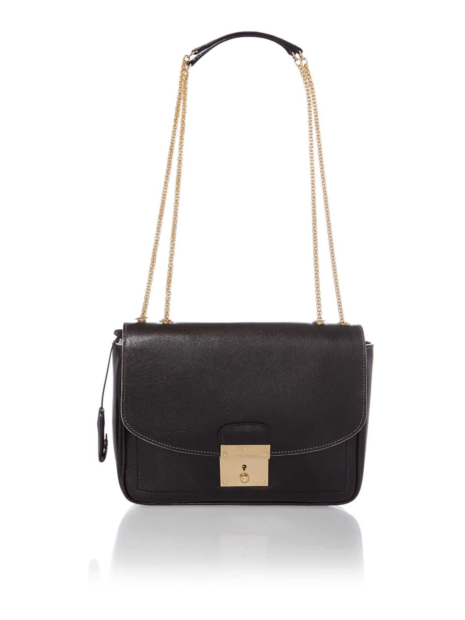 The 1984 mini black shoulder bag
