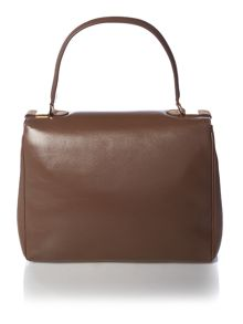 The grand brown cross body bag