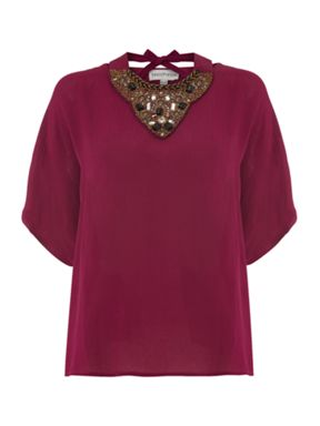 Mary Portas Beaded Top