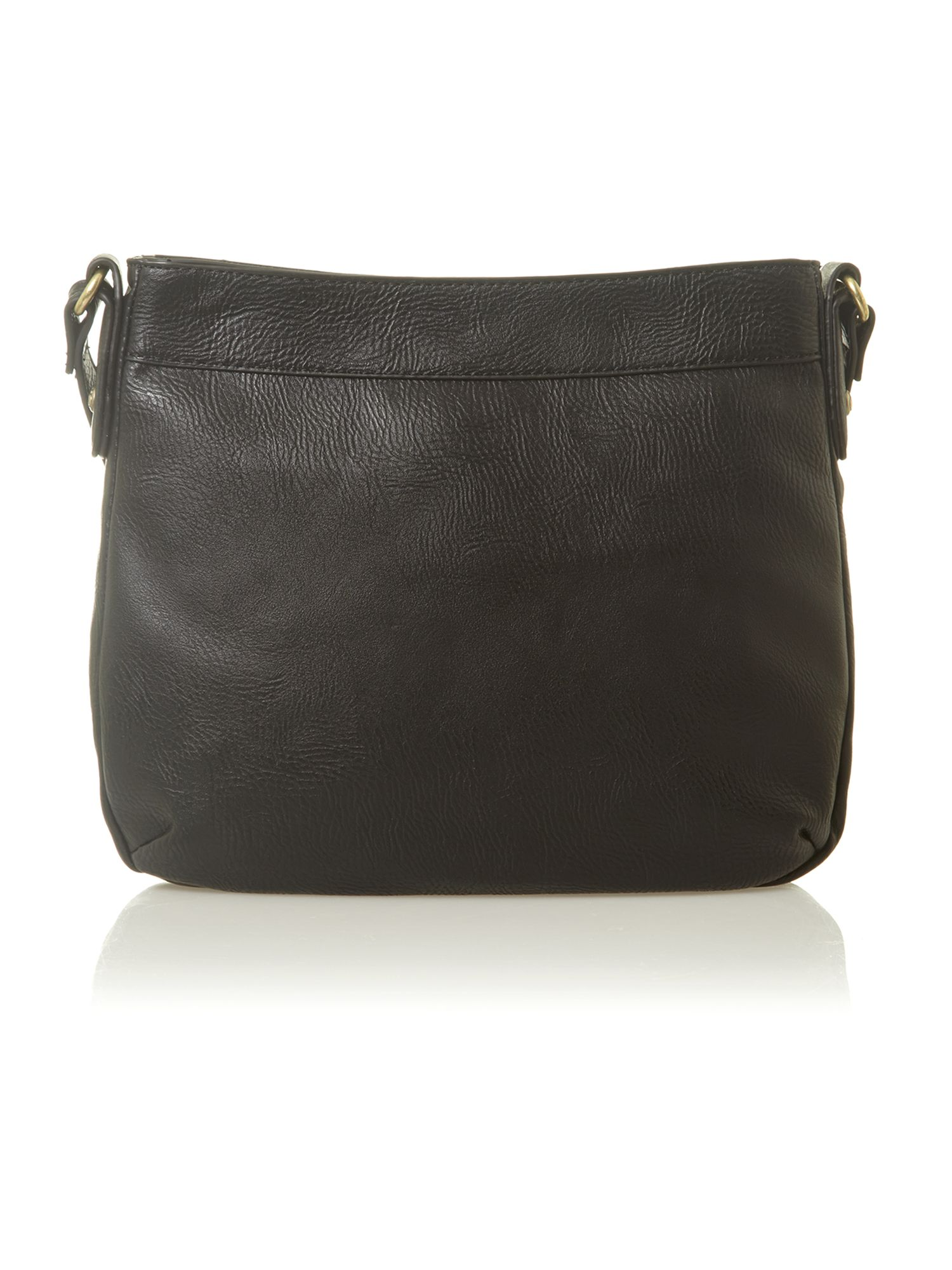 koper black cross body bag