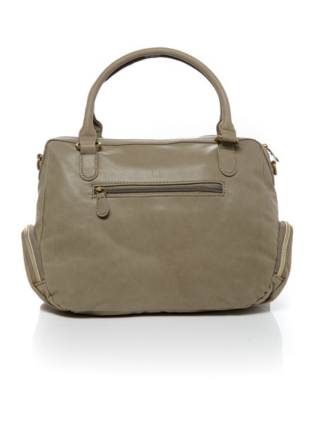Nica Lulu grey shoulder bag