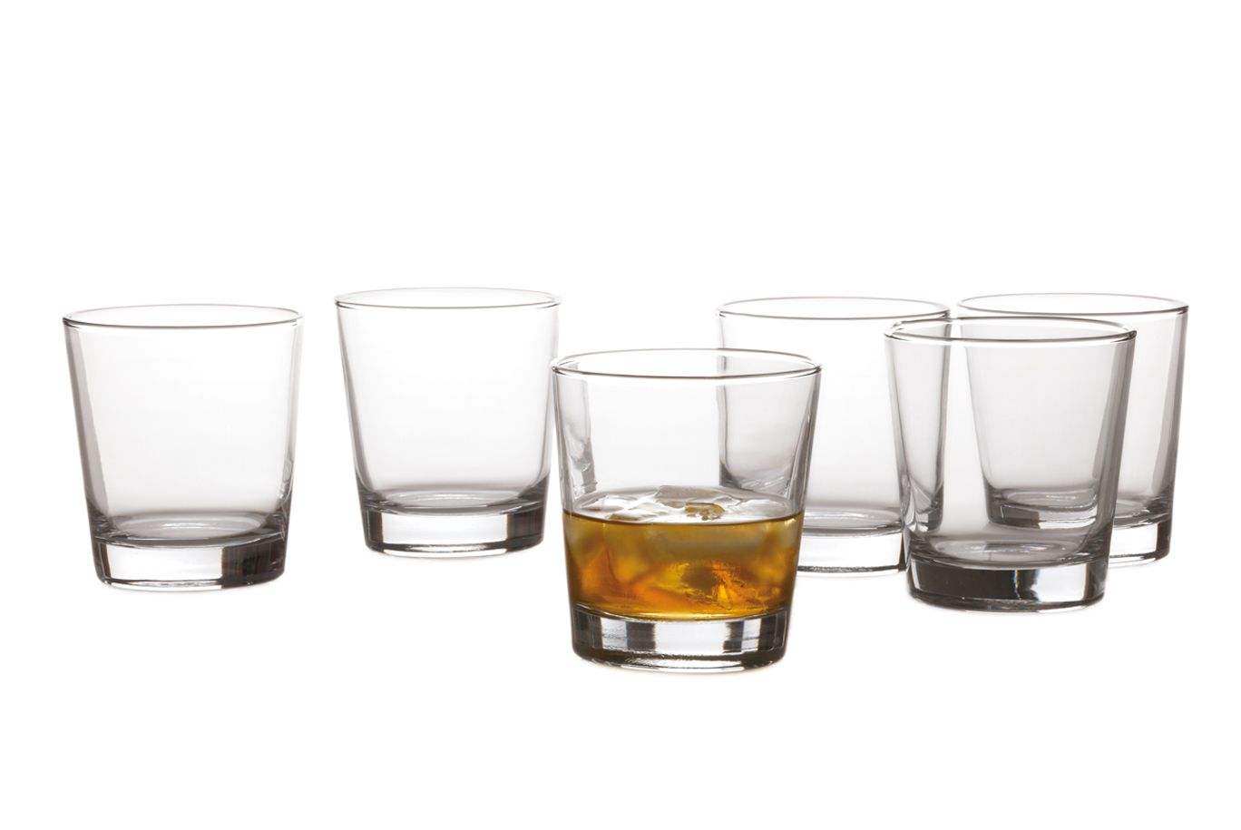 Cuvee tumbler glass, set of 6