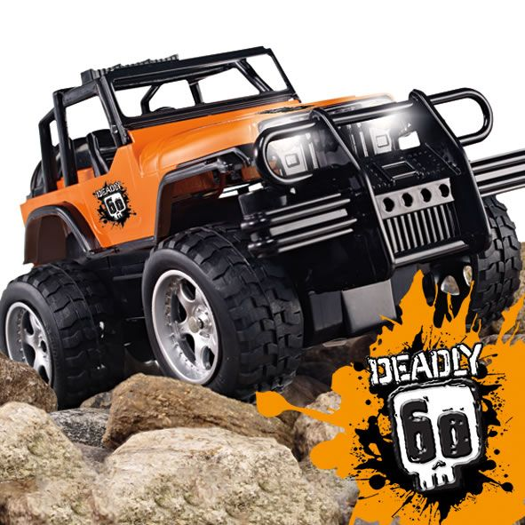 Backshall`s jeep